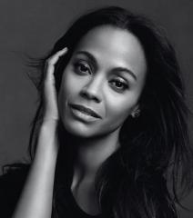 Zoe Saldana is the new face of L'Oréal