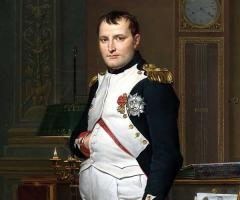 French official plans 'Napoleonland'