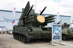Brazil, Russia in talks on air defense system