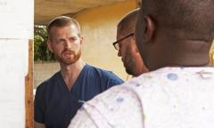 CDC says Ebola patient Dr. Kent Brantly improving
