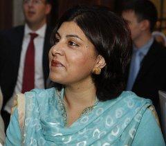 Muslim British cabinet minister Warsi resigns