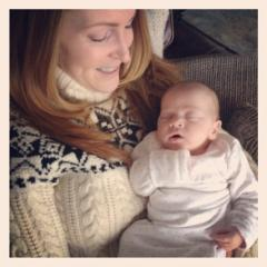 Rosie O'Donnell pens poem for baby Dakota, posts photos online