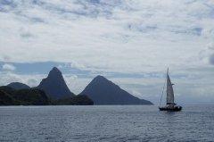 St. Lucia arrests five suspected in British man's yacht murder