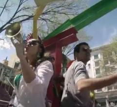 Iran arrests 2 World Cup fans over celebratory video