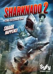 Ian Ziering and Mark McGrath star in 'Sharknado 2: The Second One' clip