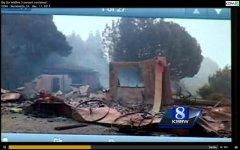 200 firefighters battle 500-acre fire in Big Sur region of California