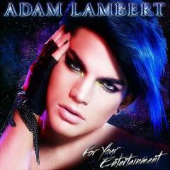 Lambert: Album cover was meant to be campy