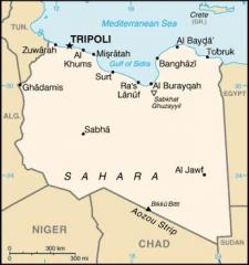 U.S. military personnel briefly detained in Libya
