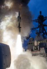 Navy tests SM-6 missile against low-flying target