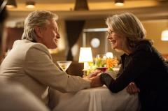Michael Douglas says he connected to his 'And So It Goes' character 'right away'