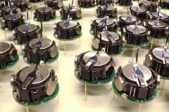 1000 robots programmed to swarm like ants