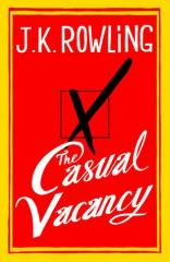 J.K. Rowling to produce 'The Casual Vacancy' miniseries for HBO