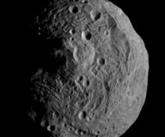 NASA releases 'close-ups' of asteroid