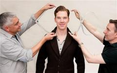 Benedict Cumberbatch to be immortalized by Madame Tussauds