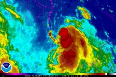 Tropical Storm Dolly expected to make landfall on Mexican coast