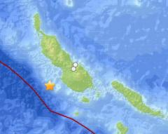 Papua New Guinea: 7.5-magnitude earthquake shakes east coast