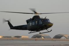 Canadian copters in Jamaica for hurricanes