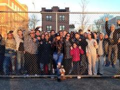 Jennifer Lopez shoots 'Same Girl' video in The Bronx