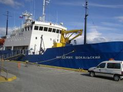 Uncertainty over helicopter rescue for stranded ship Akademik Shokalskiy
