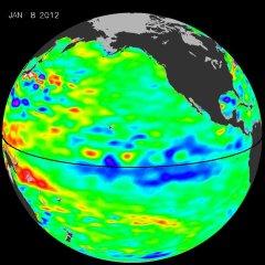 La Nina said to be bringing U.S. drought