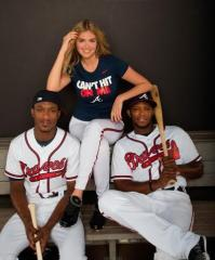 Kate Upton lobbies for Justin Upton to play in MLB's All-Star Game