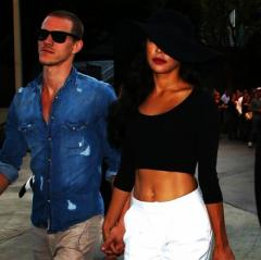 Naya Rivera attends Justin Timberlake concert with husband Ryan Dorsey