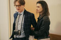 Michael Pitt talks about the human story at the heart of his sci-fi movie 'I Origins'