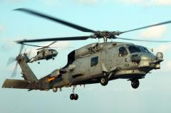 Australia breaks ground for Seahawk helicopter support