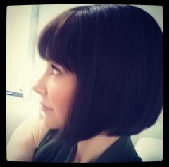Evangeline Lilly reveals short bob haircut for 'Ant-Man'