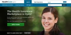 Government's Affordable Care Act website getting five times more users