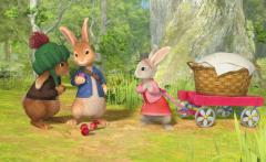 Animated 'Peter Rabbit' series to debut on Nickelodeon Feb. 19