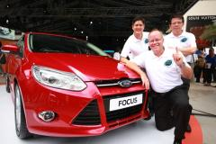 Ford Focus beats Corolla as world best seller