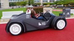 First 3D-printed car unveiled in Chicago