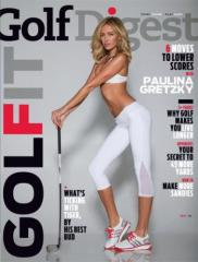 Paulina Gretzky: Golf Digest defends making her cover girl