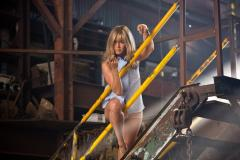 Jennifer Aniston talks about playing a stripper in 'Millers'