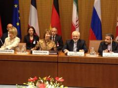 P5+1 Iran nuclear talks underway in Vienna