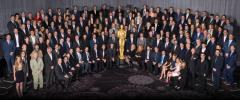 Oscar nominees attend luncheon at the Beverly Hilton