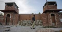 Pakistani officials fear attempt to free jailed militants