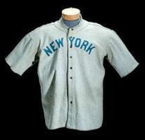 Babe Ruth jersey auctioned for $4.41M
