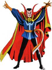 Marvel moves forward with 'Doctor Strange' adaptation