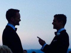 Neil Patrick Harris, David Burtka secretly wed in Italy
