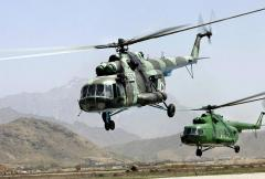 Russian military receives upgraded helicopters