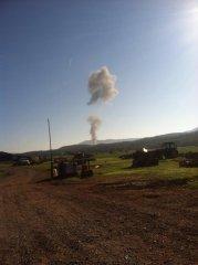 U.S. military jet crash lands in rural Virginia