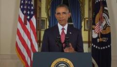 Obama: We will 'degrade' and 'destroy' the Islamic State