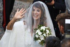 Elisabetta Canalis, Brian Perri wed in Italy