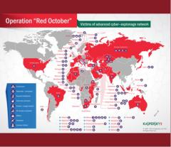 'Red October' cyberattack is identified