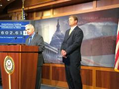 Reed, Heller urge House to pass emergency unemployment