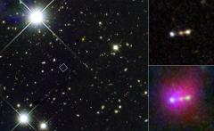 Distant galaxies from the universe's 'Cosmic Dawn' spotted