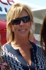 Vicki Gunvalson explains what gay looks like to her