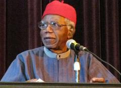 'Things Fall Apart' Nigerian author Chinua Achebe dead at 82